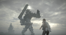 Una imagen del juego para PS4 Shadow of the Colossus