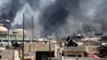 Comienza el asalto para expulsar a los yihadistas del casco antiguo de Mosul