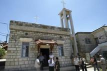 La iglesia de Ein Qiniye