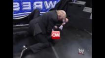 El vídeo de Trump golpeando a la CNN