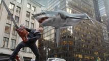Una imagen de Sharknado