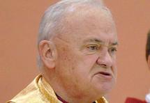 El obispo John Magee, ex-responsable de la diócesis de Cloyne, está siendo investigado.