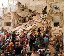 Irán, dispuesto a cooperar con Argentina por atentado contra AMIA de 1994