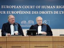Jueces del tribunal europeo de derechos humanos