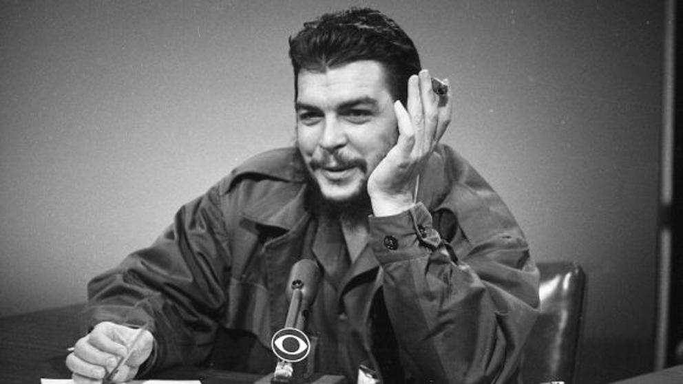 Ernesto Guevara, conocido como Che.