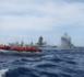 """Fin de operación italiana """"Mare Nostrum"""" para salvar migrantes en el mar"""