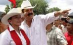 Multitudinaria protesta contra reelección del presidente de Honduras