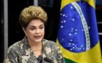 Golpe, injusticia, resistencia: el firme discurso de Dilma Rousseff