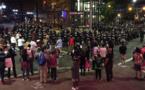 Decretan estado de emergencia en Charlotte tras violentas protestas por muerte de hombre negro