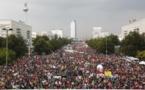 Manifestación contra el TTIP en Berlín
