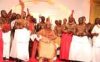 Coronación de Oba Ewuare II