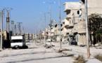 El barrio de Hanano residencial, en la parte este de Alepo