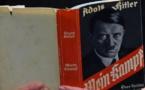 Gran éxito en Alemania de la reedición de 'Mein Kampf' de Hitler