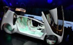 Robots con personalidad en el salón de tecnología de Las Vegas