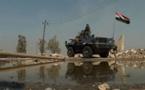 Fuerzas iraquíes avanzan en el oeste de Mosul