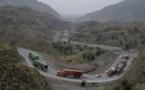 La frontera entre Pakistán y Afganistán