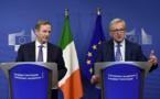 """Mandatarios de UE adoptan """"por unanimidad"""" su """"firme"""" estrategia para Brexit"""