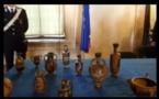 EEUU devuelve obras de la antigüedad robadas a Italia