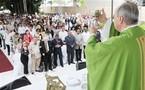 El Cardenal López Rodríguez pide haya transparencia en la venta de la Refinería