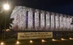 """El """"Partenón de los libros"""", obra monumental de una argentina contra la censura"""