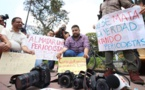 México ofrece recompensa para dar con responsables de asesinatos de periodistas