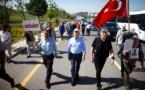 """El jefe de la oposición turca compara las purgas con un """"segundo golpe"""""""