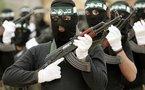Una boda para cien viudas de Hamás