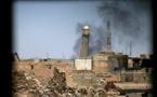 EI destruye icónico minarete de Mosul ante avance de las fuerzas iraquíes