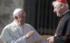 El papa sustituye por un español al cardenal Gerhard Mueller, responsable de la doctrina