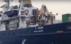 Extrema derecha europea se moviliza contra los refugiados en el mar
