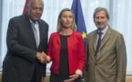 La UE y Egipto aumentan su cooperación en medio de críticas