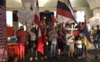 """Vigilia en la frontera de México: """"Los migrantes no buscan la muerte"""""""