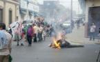 Campesinos paraguayos vuelven a las calles de Asunción