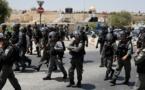 Periodistas extranjeros denuncian a fuerzas de seguridad israelíes