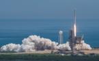 SpaceX lanza cápsula hacia la Estación Espacial Internacional