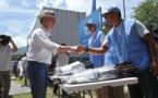 Las FARC entregan documentación sobre sus bienes para reparación