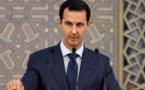 Al Assad rechaza cualquier cooperación con Occidente