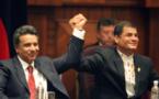 Ecuador: Líder oficialista defiende continuidad de proyecto político