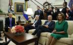 Trump logra acuerdo con demócratas y evita paralización del Gobierno