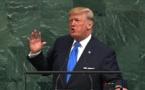 Trump arremete contra Corea del Norte, Irán y Venezuela ante la ONU