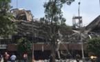 Sismo derrumbó 38 edificios en Ciudad de México y suman 138 muertos