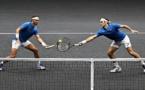 """Nadal y Federer, felices por jugar juntos: """"Un momento inolvidable"""""""