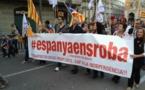 """Cataluña, del """"España nos roba"""" a un posible corralito"""