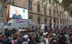 "Assange ve en Cataluña la ""primera guerra mundial en Internet"""