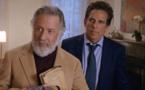 Sandler y Hoffman intercambian elogios en presentación de nuevo filme