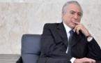 Sin muchas posibilidades de ser procesado, Temer encara nuevo escándalo de corrupción