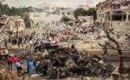 Sube a 276 la cifra de muertos en atentado en Mogadiscio