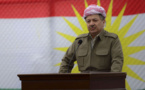 Presidente kurdo acusa a rivales por pérdida de territorio en Kirkuk