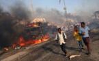 Miles de somalíes protestan contra milicia As Shabab tras atentado