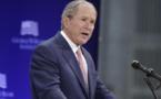 """George W. Bush denuncia una nueva era de """"aislacionismo"""" de EEUU"""